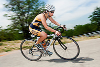 30 MAY 2009 - MADRID,ESP - Sonia Cebrian Blanco - Spanish Triathlon Championships (PHOTO (C) NIGEL FARROW)