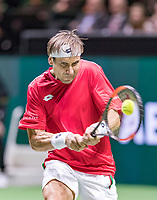 Rotterdam, Netherlands, 12 Februari, 2018, Ahoy, Tennis, ABNAMROWTT,  David Ferrer (ESP)<br /> Photo:tennisimages.com