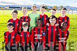 St Brendans Park U13 team that played Iveragh Utd at Christ Healy Park on Saturday.<br /> Front l-r, Jack Slattery, Finn O&rsquo;Neill, Immamuel Manu, James Fisher, Jay Jay Olagatiam,  <br /> Back l-r, Andrew Kerins, Ryan McMahon, Oshin O&rsquo;Halloran, Mark Lynch, Nathan Aherne and Ciarian Kavanagh.