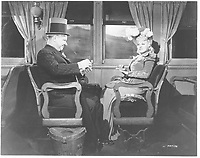 My Little Chickadee (1940)<br /> W.C. Fields, Mae West <br /> *Filmstill - Editorial Use Only*<br /> CAP/MFS<br /> Image supplied by Capital Pictures