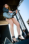 Halestorm playing Pointfest, May 2013 in St. Louis, MO.