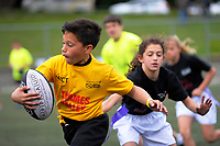 Thames Valley v North Harbour. Day one of the 2017 Air NZ Rippa Rugby Championship at Wakefield Park in Wellington, New Zealand on Monday, 18 September 2017. Photo: Dave Lintott / lintottphoto.co.nz