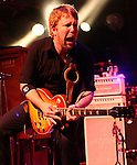 "Devon Allman's Honey Tribe performs ""HOB"" New Orleans, La. May 4, 2011"