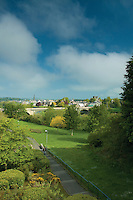 Bridgend Park, Kelso, Scottish Borders