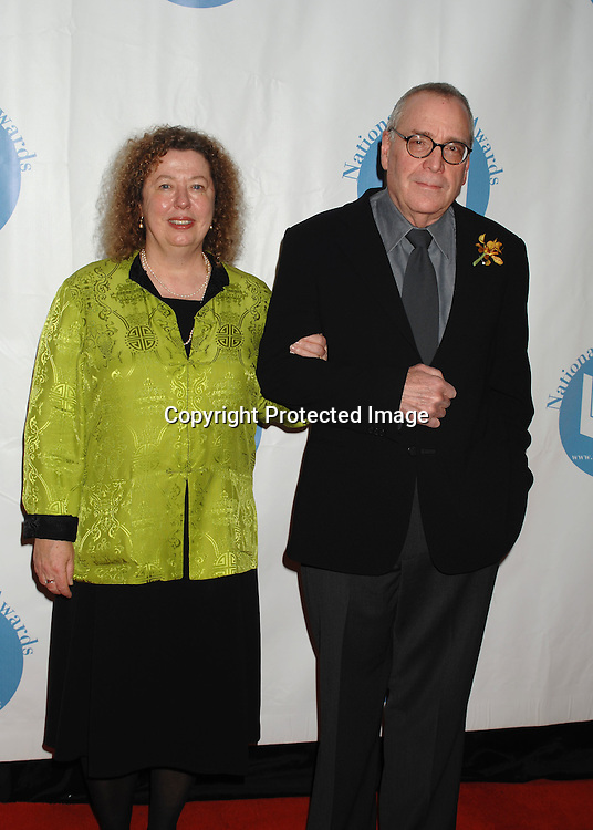 Shaye Archeart and Craig Nova..at The National Book Awards Gala on November 15, 2006 ..at The Marriott Marquis Hotel in New York City...Photo by Robin Platzer, Twin Images