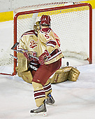 Peter Mannino, Andrew Thomas - The Ferris State Bulldogs defeated the University of Denver Pioneers 3-2 in the Denver Cup consolation game on Saturday, December 31, 2005, at Magness Arena in Denver, Colorado.