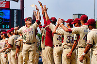 FSU-Texas A&M baseball 6-12-11