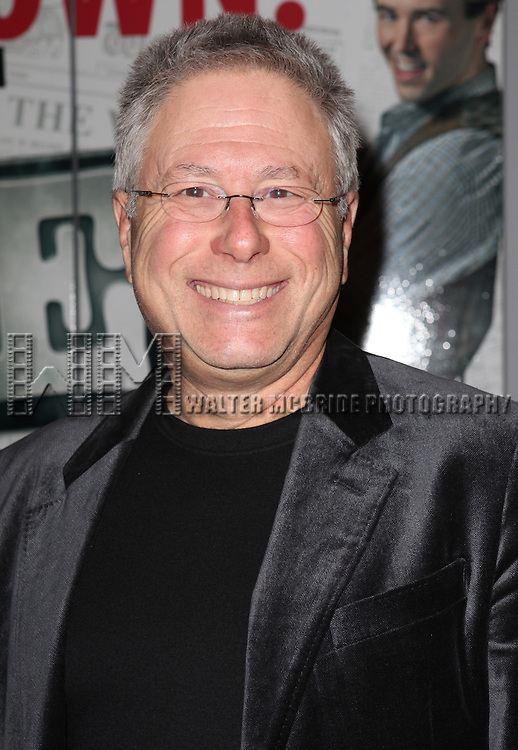 Alan Menken.attending the Broadway Opening Night Performance of.'Newsies - The Musical' at the Nederlander Theatre in NewYork City on 3/29/2012 © Walter McBride / WM Photography