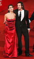 "Caterina Murino and Jack Huston during the red carpet of the film ""The Garden of Eden"" at the third edition of Festa Internazionale del Cinema di Roma, Auditorium Parco della Musica, October 26, 2008. <br /> Caterina Murino e Jack Huston durante il red carpet del film ""The Garden of Eden"" alla terza edizione della Festa Internazionale del Cinema di Roma. <br /> Roma 26/10/2008 Auditorium Parco della Musica. <br /> Photo Samantha Zucchi Insidefoto"