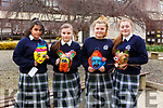 Presentation School Tralee are holding a  &ldquo;Life is what you create for yourself&rdquo;, be your own character&rdquo; theme during the Literary week events been held in the school. <br /> L-r, Adriana Patkanova, Amelia Graczak, Karoling Porring and Sophie Reidy.