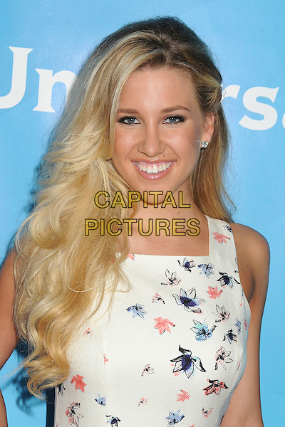 14 July 2014 - Beverly Hills, California - Savannah Chrisley. NBC Universal Press Tour Summer 2014 held at the Beverly Hilton Hotel. <br /> CAP/ADM/BP<br /> &copy;Byron Purvis/AdMedia/Capital Pictures