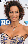 SANTA MONICA, CA - AUGUST 19: Nicole Murphy arrives at the 2012 Do Something Awards at Barker Hangar on August 19, 2012 in Santa Monica, California. /NortePhoto.com....**CREDITO*OBLIGATORIO** ..*No*Venta*A*Terceros*..*No*Sale*So*third*..*** No Se Permite Hacer Archivo**