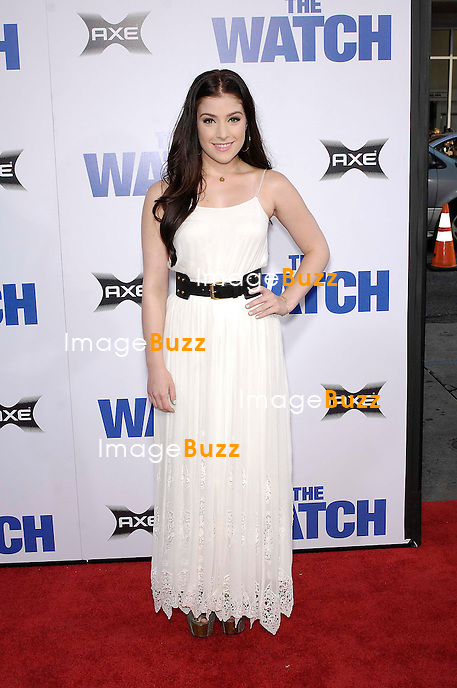 Mimi Gianopulos during the premiere of the new movie from Twentieth Century Fox THE WATCH, held at Grauman's Chinese Theatre, on July 23, 2012, in Los Angeles..