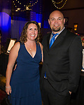 Nicole and Bret Watson during the JDRF Northern Nevada Vision Gala held in the Reno Ballroom on Saturday April 28, 2018.