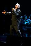 Singer Luis Jara during concert of Festival Unicos. September 23, 2019. (ALTERPHOTOS/Johana Hernandez)