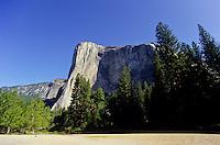 El Capitan in Yosemite National Park, California, USA