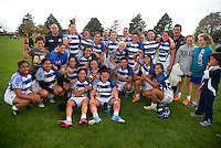 160528 Hawkes Bay Women's Club Rugby - Marsh Cup Final