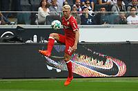 Andreas Beck (VfB Stuttgart) - 30.09.2017: Eintracht Frankfurt vs. VfB Stuttgart, Commerzbank Arena