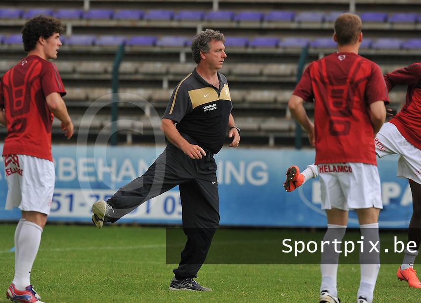 KV Kortrijk : Gino Caen.foto VDB / BART VANDENBROUCKE