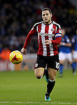 Billy Sharp of Sheffield United during the English Football League One match at Bramall Lane, Sheffield. Picture date: December 10th, 2016. Pic Jamie Tyerman/Sportimage