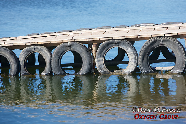 Tires On Dock