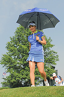 So Yeon Ryu (KOR) departs the 16th tee during Thursday's first round of the 72nd U.S. Women's Open Championship, at Trump National Golf Club, Bedminster, New Jersey. 7/13/2017.<br /> Picture: Golffile | Ken Murray<br /> <br /> <br /> All photo usage must carry mandatory copyright credit (&copy; Golffile | Ken Murray)