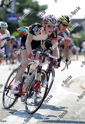 2013-07-07 / Wielrennen / seizoen 2013 / Arne Wynant, Putte<br /><br />Foto: Mpics.be