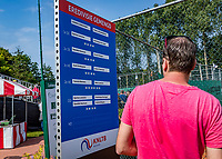The Hague, Netherlands, 09 June, 2018, Tennis, Play-Offs Competition, Atmosphere<br /> Photo: Henk Koster/tennisimages.com