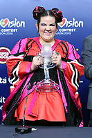 MAY 12 Netta Barzilai (Israel) is the Eurovision Song Contest Winner