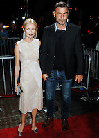 NEW YORK CITY, NY, USA - OCTOBER 06: Naomi Watts, Liev Schreiber arrive at the New York Premiere Of The Weinstein Company's 'St. Vincent' held at the Ziegfeld Theatre on October 6, 2014 in New York City, New York, United States. (Photo by Celebrity Monitor)