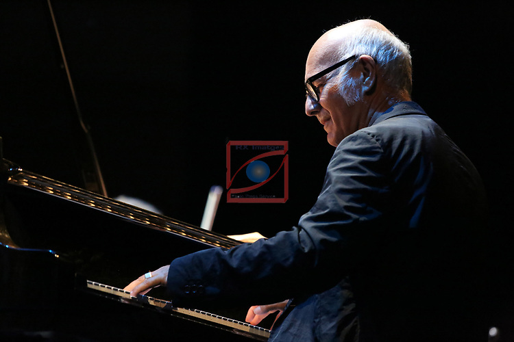 Festival de Musica de Barcelona.<br /> Festival Jardins de Pedralbes 2017.<br /> Ludovico Einaudi - Elements.