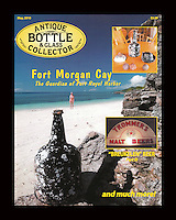 MCA-Antique Bottle & Glass Collector  May 2010