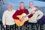 """Stars In Their Eyes: Taking part in then """"Stars in Their Eyes"""" event at Asdee Community Centre on Friday nigh last were Denis O'Rourke, John Kinsella & Mike Moriarity."""
