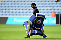 Bath Rugby first team coach Girvan Dempsey. Heineken Champions Cup match, between Wasps and Bath Rugby on October 20, 2018 at the Ricoh Arena in Coventry, England. Photo by: Patrick Khachfe / Onside Images