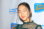 LOS ANGELES - DEC 5: Madison Hu at The Actors Fund's Looking Ahead Awards at the Taglyan Complex on December 5, 2017 in Los Angeles, California