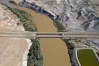 I-70 over Green River, Utah