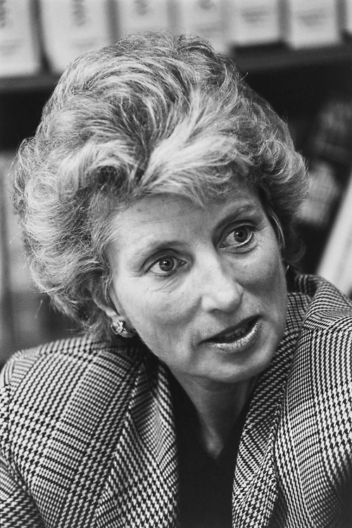 Rep. Jane Harman, D-Calif. in 1994. (Photo by Maureen Keating/CQ Roll Call)