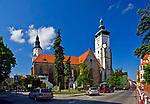 Kości&oacute;ł Narodzenia Najświętszej Marii Panny, Złotoryja, Polska<br /> Church of the Nativity of the Virgin Mary in Złotoryja, Poland