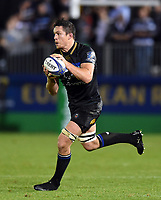 Francois Louw of Bath Rugby in possession. European Rugby Champions Cup match, between Bath Rugby and Benetton Rugby on October 14, 2017 at the Recreation Ground in Bath, England. Photo by: Patrick Khachfe / Onside Images