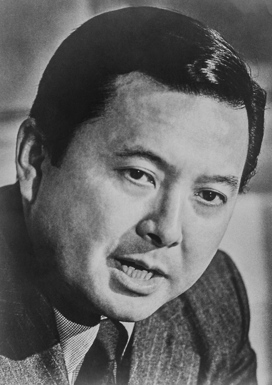 Sen. Daniel Inouye, D-Hawaii.  1983 (Photo by CQ Roll Call via Getty Images)