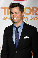 """Andrew Rannells<br /> at the """"TrevorLIVE LA,"""" Hollywood Palladium, Hollywood, CA 2-07-14<br /> Dave Edwards/DailyCeleb.com 818-249-4998"""