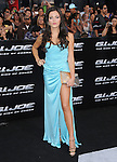 Jenna Dewan Tatum at The Paramount Pictures' G.I. JOE: THE RISE OF COBRA Los Angeles Special Screening held at The Grauman's Chinese Theatre in Hollywood, California on August 06,2009                                                                   Copyright 2009 DVS / RockinExposures