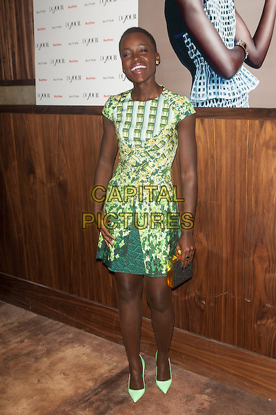 NEW YORK, NY - FEBRUARY 19: Lupita Nyong'o attends the Dujour Magazine Winter 2013-2014 Cover Star Lupita Nyong'o celebration hosted by Jason Binn on February 19, 2014 in New York City, NY., USA.<br /> CAP/MPI/COR<br /> &copy;Corredor99/ MediaPunch/Capital Pictures