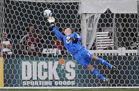D.C. United goalkeeper Joe Willis (31)  File photo RFK stadium 2011 season.