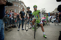 Peter Sagan (SVK/Cannondale) at the start<br /> <br /> Gent-Wevelgem 2014