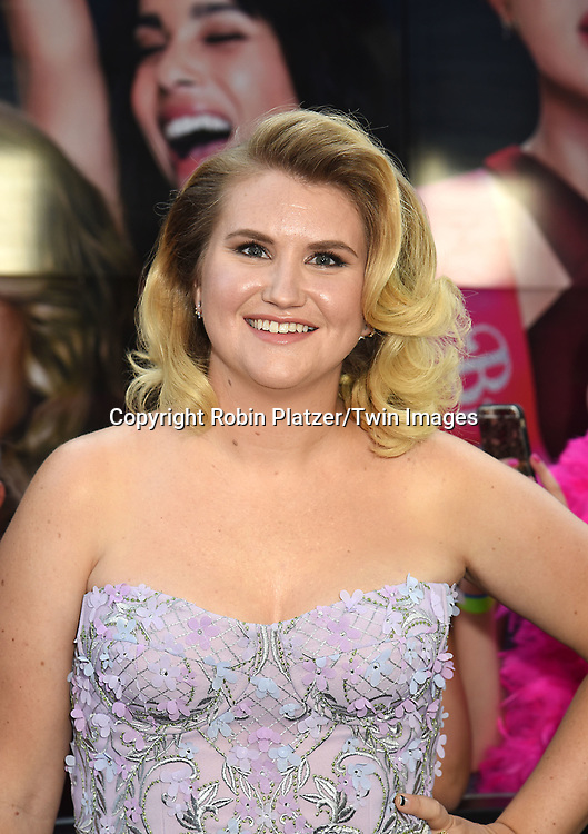 Jillian Bell attends the &quot;Rough Night&quot; World Premiere on June 12, 2017 at AMCLowes Lincoln Square 13 in New York, New York, USA.<br /> <br /> photo by Robin Platzer/Twin Images<br />  <br /> phone number 212-935-0770