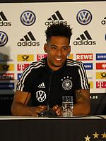 Thilo Kehrer (Deutschland Germany) - 06.06.2019: Pressekonferenz der Deutschen Nationalmannschaft zur EM-Qualifikation in Venlo/NL
