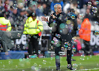 Jos Mourinho Manager of Tottenham Hotspur during the Premier League match between West Ham United and Tottenham Hotspur at the London Stadium, Olympic Park, London, England on 23 November 2019. PUBLICATIONxNOTxINxUK Copyright: xVincexxMignottx PMI-3214-0026<br /> Foto Imago/Insidefoto <br /> ITALY ONLY
