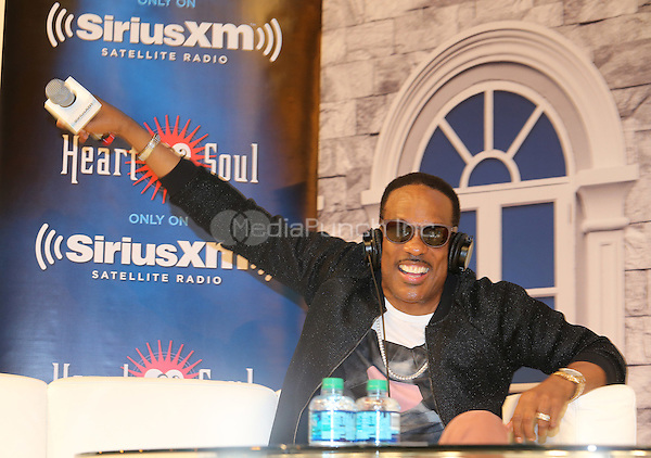 NEW ORLEANS, LA - JULY 4: Charlie Wilson at the Ford Motor Company booth at the 2015 Essence Festival at Ernest N. Morial Convention Center on July 4, 2015 in New Orleans, Louisiana. Credit: mpiPG/MediaPunch