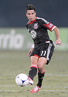 D.C. United midfielder Marcelo Saragosa (11) D.C. United defeated The Chicago Fire 4-2 at RFK Stadium, Wednesday August 22, 2012.